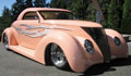 1937 FORD ROADSTER STREET ROD