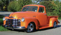 1953 CHEVROLET CUSTOM PICKUP