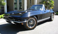1966 CHEVROLET CORVETTE 327/350 CONVERTIBLE