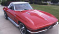 1966 CHEVROLET CORVETTE 427/425 CONVERTIBLE