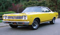 1968 PLYMOUTH SATELLITE 2 DOOR