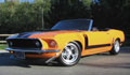 1969 FORD MUSTANG BOSS 302 CUSTOM CONVERTIBLE