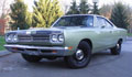 1969 PLYMOUTH ROADRUNNER COUPE RECREATION