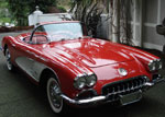 1960 Chevrolet Corvette FI Convertible
