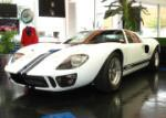 66 Superformance GT 40 MK 1 white/navy