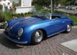 57 Porsche Speedster Replica (Mexico Blue)