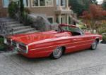 64 Ford Thunderbird Sports Roadster