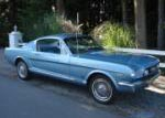 65 Ford Mustang GT Fastback