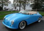 57 Porsche Speedster Replica (Dark blue)