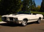 72 Olds 442 Convertible Recreation
