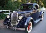 35 Ford Three Window Coupe