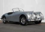 1955 Jaguar XK140 Roadster (OTS)