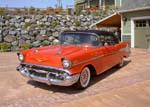 1957 Chevrolet Bel Air Convertible Fuelie