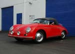1957 Porsche 356 Speedster Re-creation