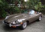 1969 Jaguar XKE 4.2 Roadster Series II