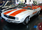 1969 Chevrolet Camaro RS-SS Pace Car - White