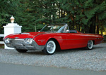 1962 Ford Thunderbird Sports Rdstr