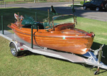 1936 Baver Craft Boat