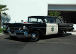 1957 Mercury Hwy Patrol Car