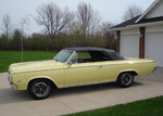 1964 Oldsmobile Cutlass 442 Convertible