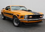 1970 Ford Mustang Mach 1 Twister Tribue Coupe