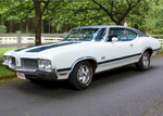 1970 Oldsmobile Cutlass 2-Door Custom Coupe