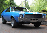 1969 American Motors AMX 2-Door Coupe