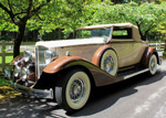 1933 Packard Roadster Re-Creation