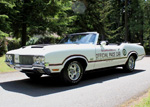 1970 Oldsmobile 442 Pace Car Convertible