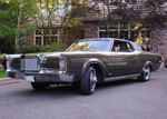 1969 Lincoln Continental Mark III 2-Door Hardtop