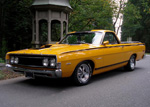 1969 Ford Ranchero Pickup