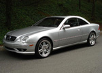 2002 Mercedes-Benz CL600 2-Door Coupe