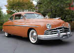 1949 Lincoln 2-Door Coupe