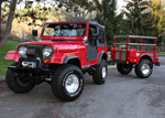 1980 Jeep CJ-7 Custom SUV