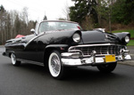 1956 Ford Fairlane Sunliner Convertible