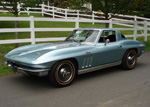 1966 Chevrolet Corvette 2-Door Coupe