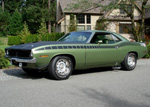 1970 Plymouth 'Cuda AAR 2-Door Coupe
