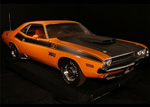 1970 Dodge Challenger T/A 2-Door Coupe