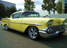 1958 Chevrolet Impala Resto Mod (yellow)
