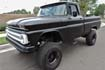 1963 CHEVROLET CUSTOM 4X4 PICKUP