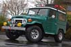 1975 TOYOTA LAND CRUISER FJ-40 2 DOOR SUV
