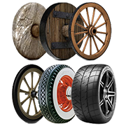 History of The Wheel