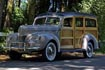 1940 Ford Super Deluxe Woody Wagon
