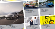 New Lotus Corporate Identity and Web Site Photo