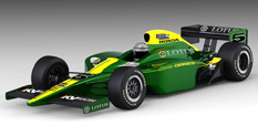 Lotus Cosworth Indy Car Photo