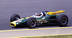 Lotus Cosworth Indy Car Jim Clark Type 38 Indy Car Photo 1965