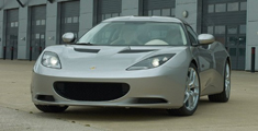 Lotus Evora Performance Car of The Year Drivers Side Front Photo