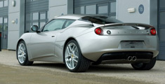 Lotus Evora Performance Car of The Year Drivers Side Rear Quarter Photo