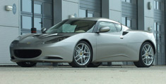 Lotus Evora Performance Car of The Year Drivers Side Photo