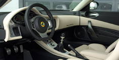 Lotus Evora Performance Car of The Year Interior Drivers Side Dash Photo